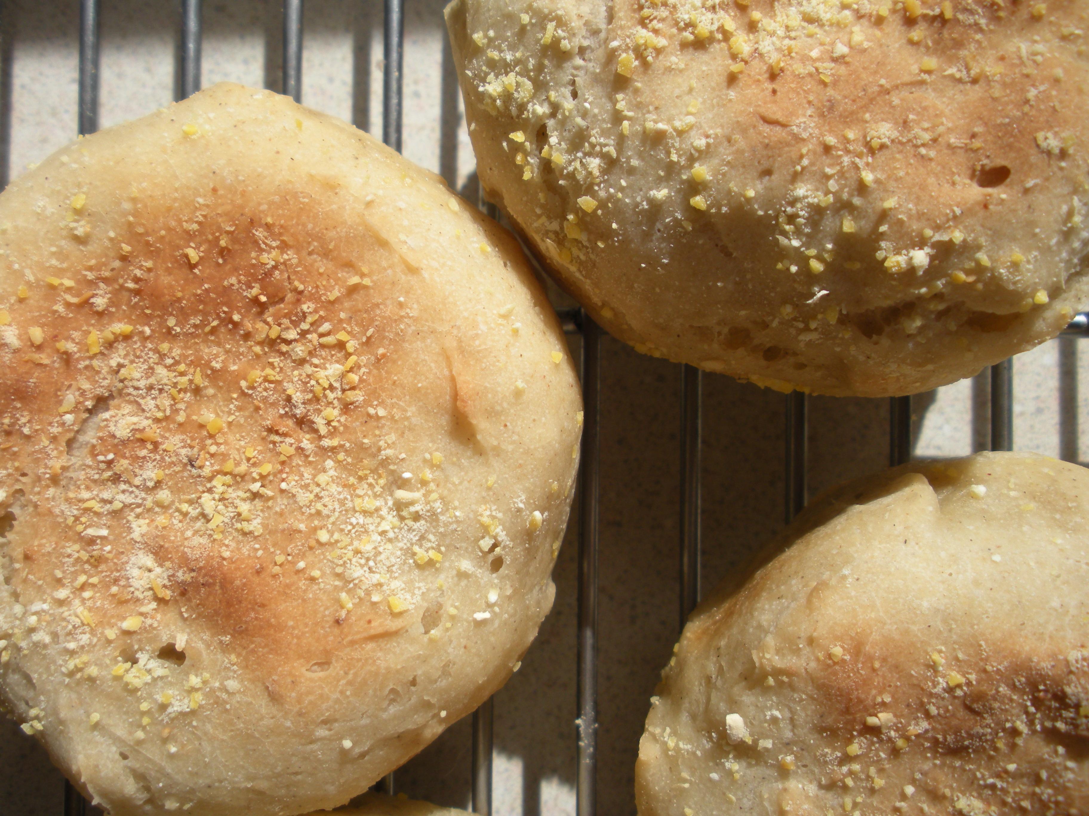 Gluten-free, Vegan English Muffins: Adopt a Gluten-free Blogger ...