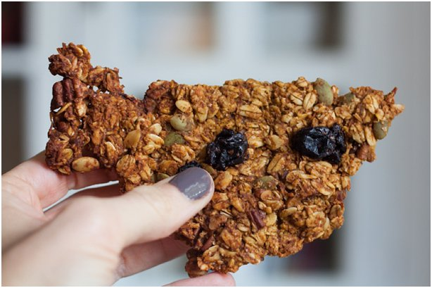 Big Cluster Pumpkin Spice Granola || Autumn Makes & Does