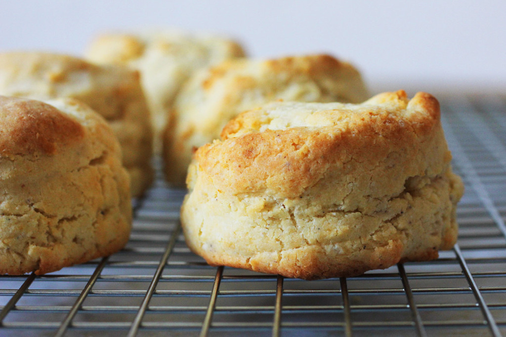 Light & Fluffy Gluten-free Biscuits // Autumn Makes & Does