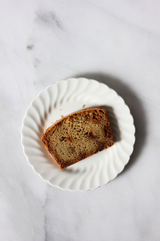 Almond, Cardamom, and Ginger Teacake // Autumn Makes & Does